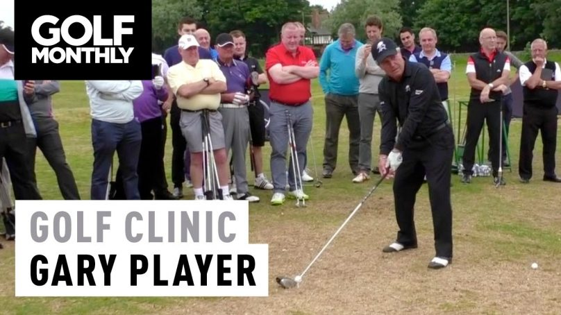 Gary Player Golf Clinic