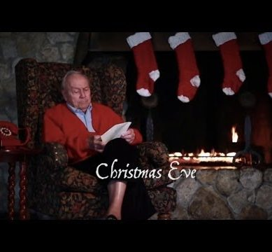 Arnold Palmer Saves Christmas!