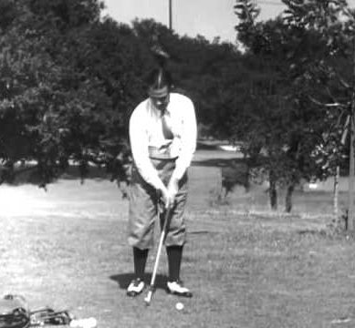 Bobby Jones golf lesson
