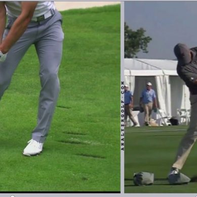 Jordan Spieth Slow Motion Release Analysis